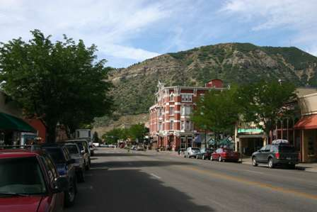 Strater Hotel, Downtown Durango, Colorado