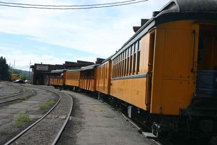 Durango Silverton Narrow Gauge Railroad Station