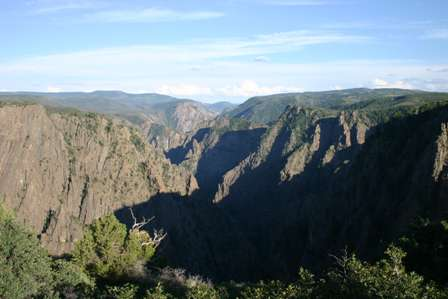 Black Canyon of the Gunnison National Park, South Rim