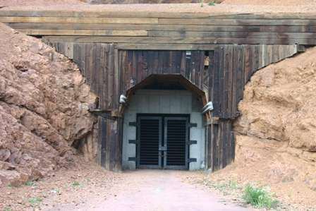 tunnel, us 24 near manitou springs
