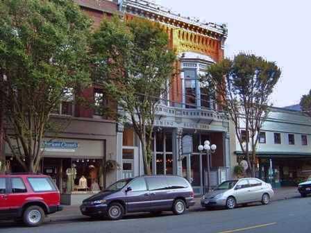 Belmont Hotel, Port Townsend