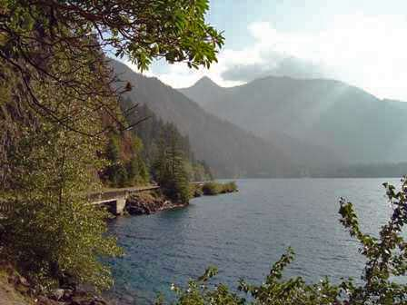 Lake Crescent, Olympic National Park