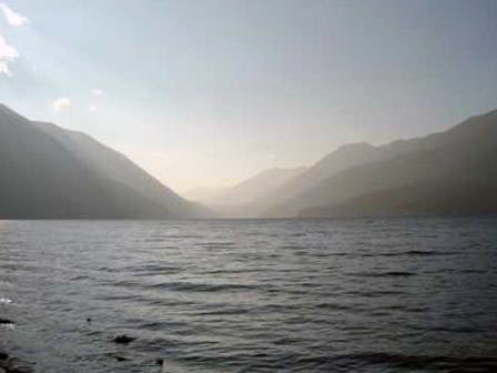 Lake Crescent Swim Area, Olympic National Park