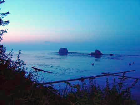 Neah Bay Indian Reservation, Washington
