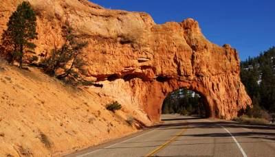 July road trip up Utah 12 - Red Canyon