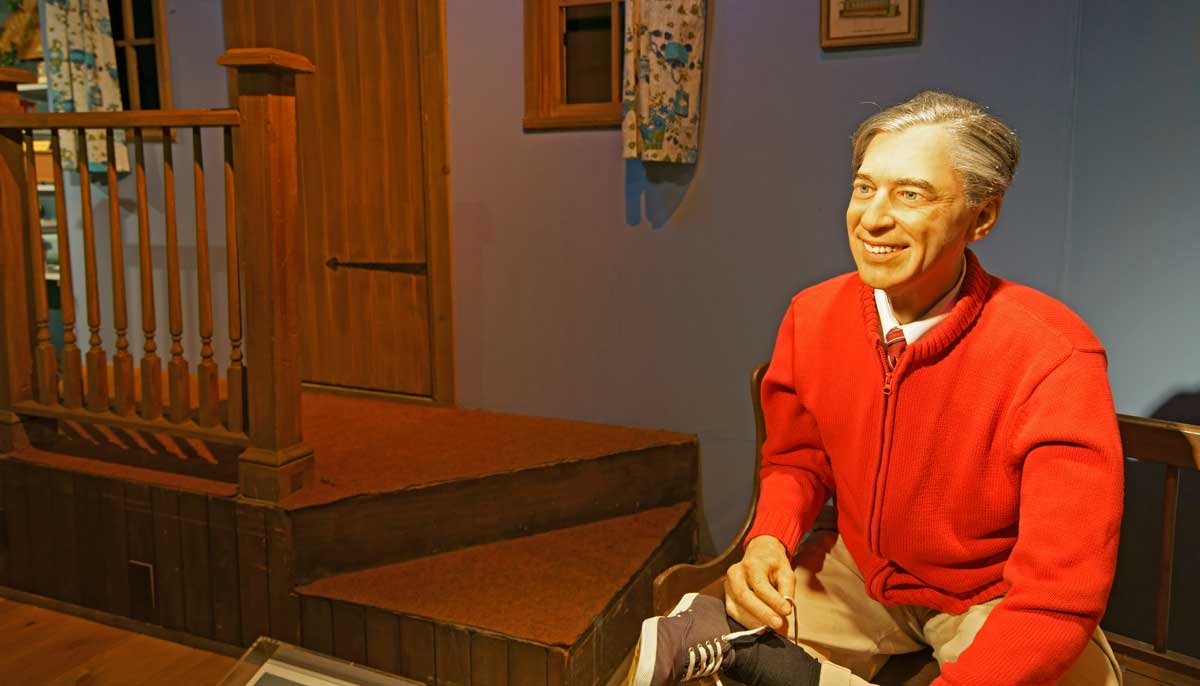 Mr Rogers Neighborhood Heinz History Center Pittsburgh Takemytrip Com