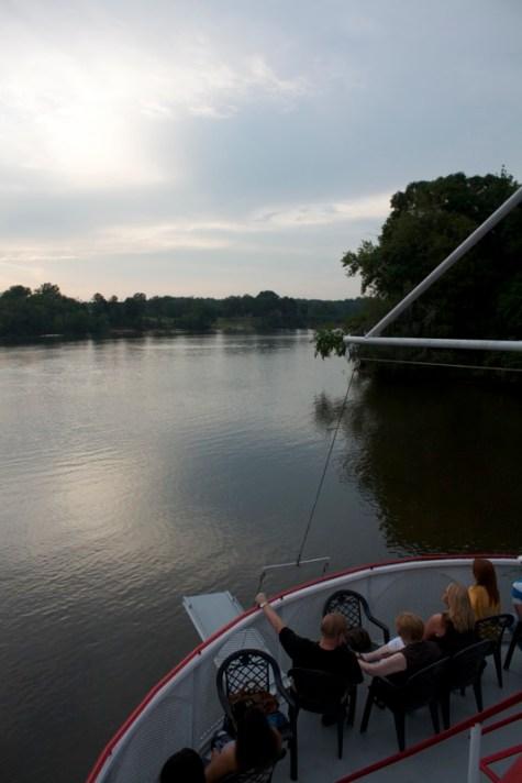 On the Alabama River