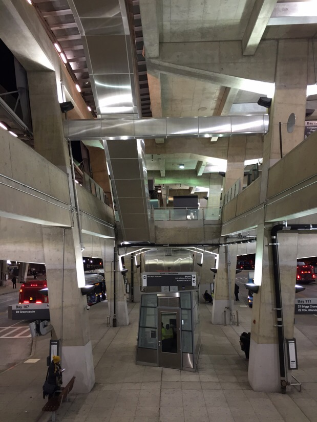 paul s. sarbanes transit center in silver spring , md