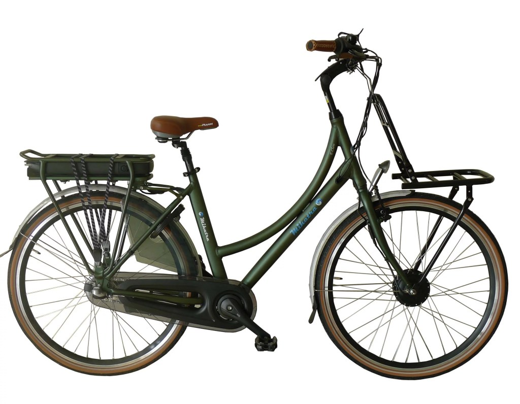Bicicleta Elétrica Mihatra E-Claro