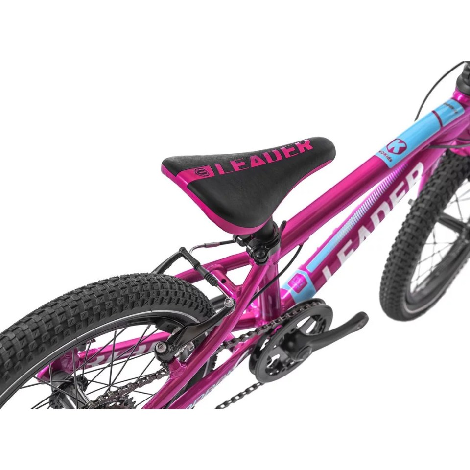 BICICLETA MONDRAKER LEADER 16 GIRL KIDS-2018