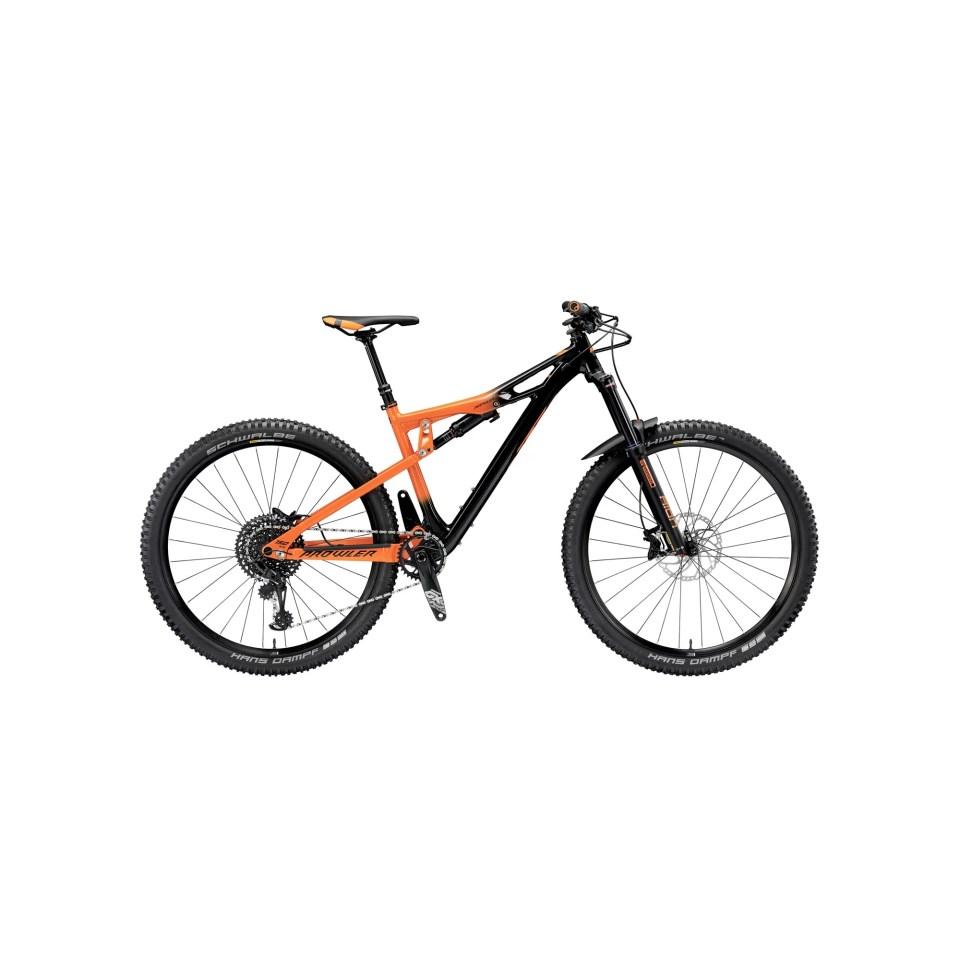 BICICLETA KTM PROWLER 292 2019 12s