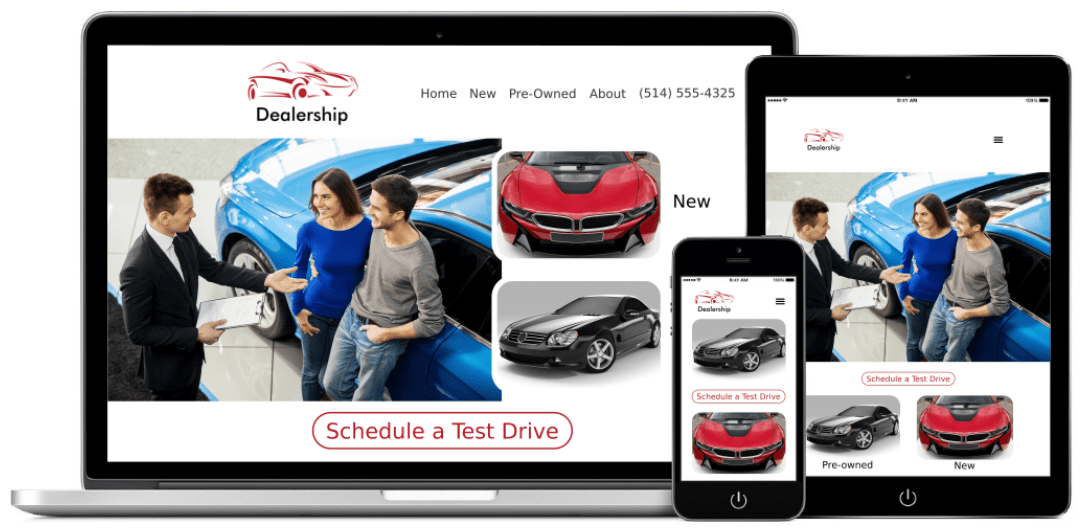 dealership websites