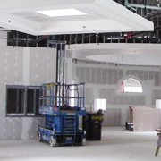 drywall walls and ceilings
