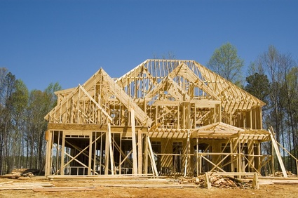 residential wood construction
