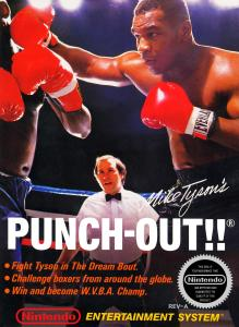Mike Tyson's Punch-Out!! Box Cover