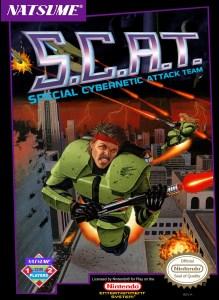 S.C.A.T. Box Cover