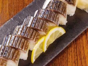 炙り棒サバ寿司 1000円