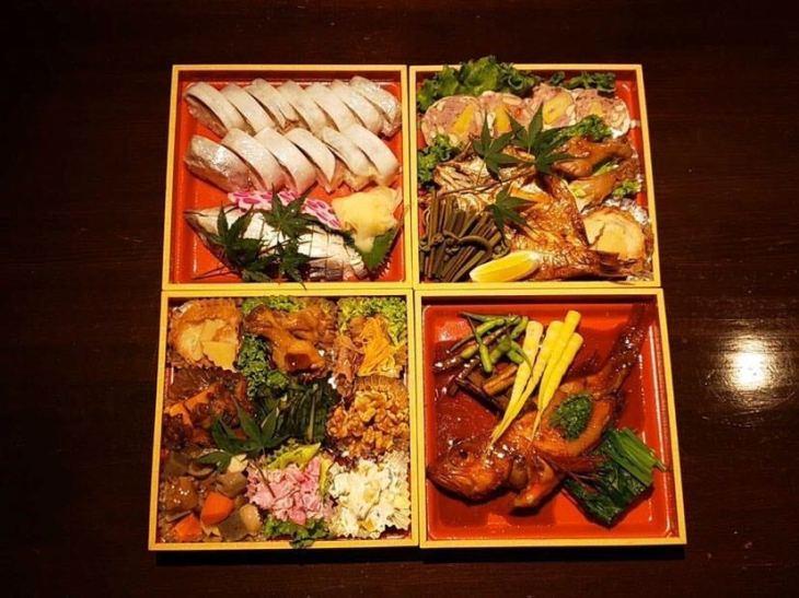 酒と料理 かぶ菜の料理