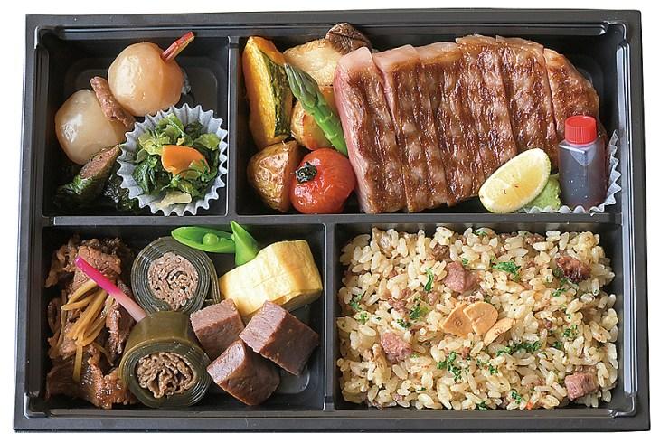銀座 米沢牛黄木の料理