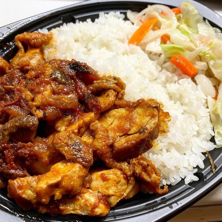 マリーナ_鶏肉と野菜