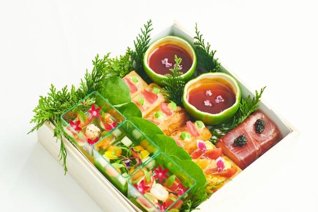 ENEKO Tokyoの料理