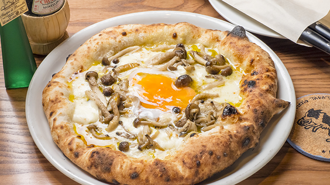 Pizzeria TAKATA BOKUSYAの料理