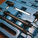 ランチア イプシロン ZLA843 タイミングベルト交換