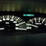トヨタ エスティマ エンジン警告灯点灯(その1、TA-ACR30W P0172 リッチ異常)