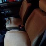 ノーマル本位 ~自動車用シート 腰痛対策の基本~(日産 ピノ DBA-HC24S K6A)