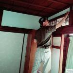 砂王で塗り替えた和室壁