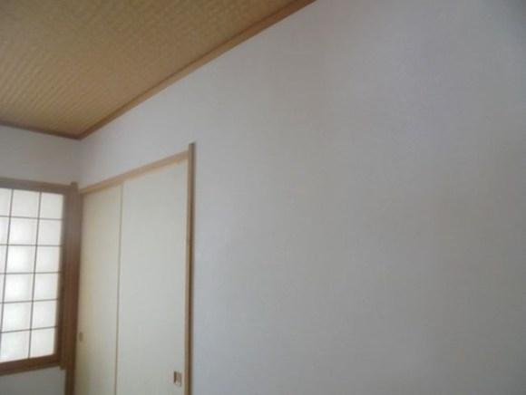 和室壁のリフォーム