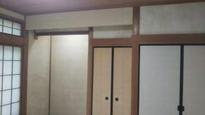 エコ・クィーンの和室