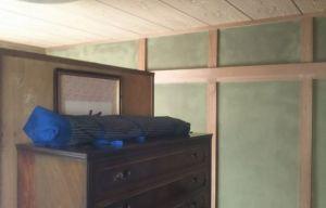和室の塗替え