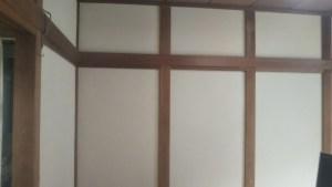 砂壁塗り替えアフター