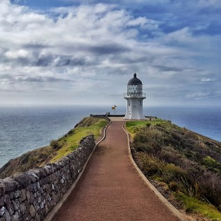 Cape Regina Light House New Zealand