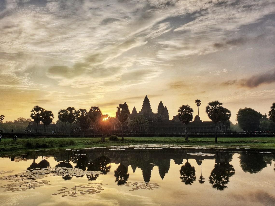 accomodation in Cambodia