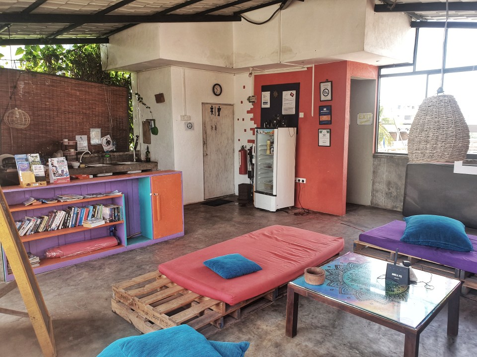 Colombo Beach Hostel, Colombo, Sri Lanka