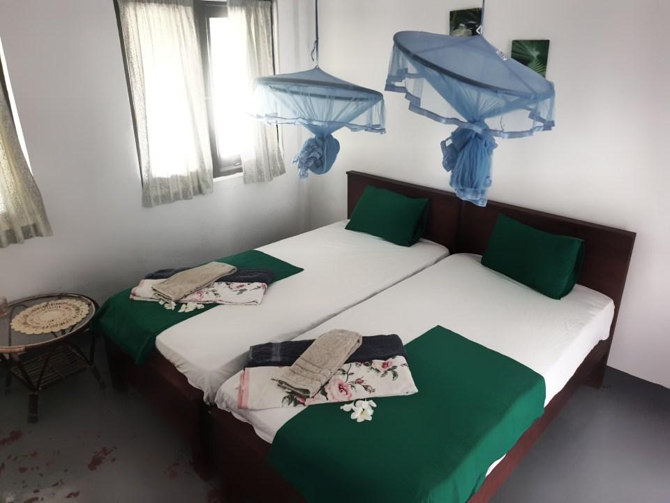 108 Palms Beach Resort, Trincomalee, Sri Lanka