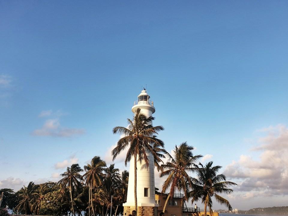 Galle Lighthouse, Galle Fort, Galle, Sri Lanka