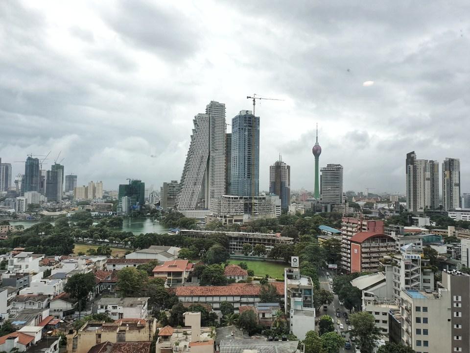 Cinnamon Red Hotel, Colombo, Sri Lanka