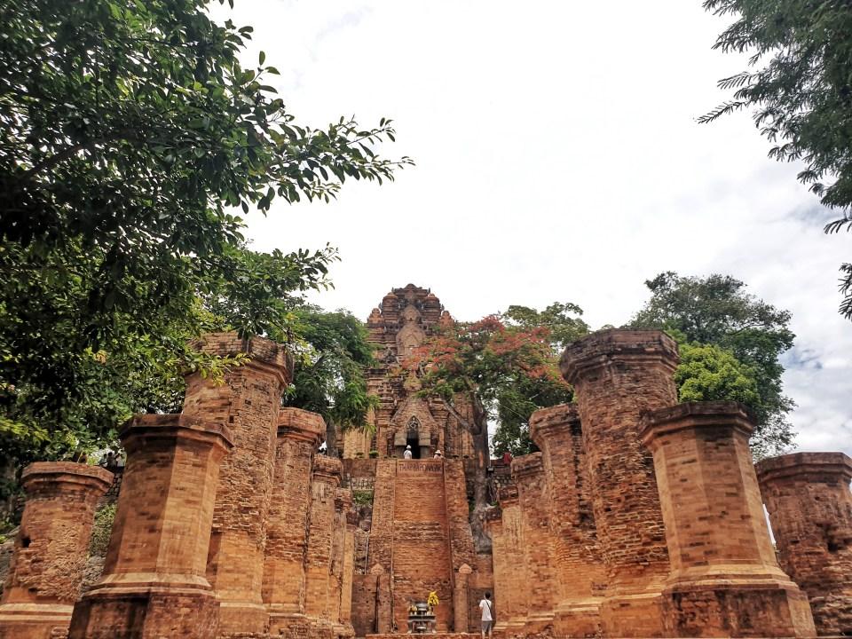 Ponagar Tower, Nha Trang, Vietnam