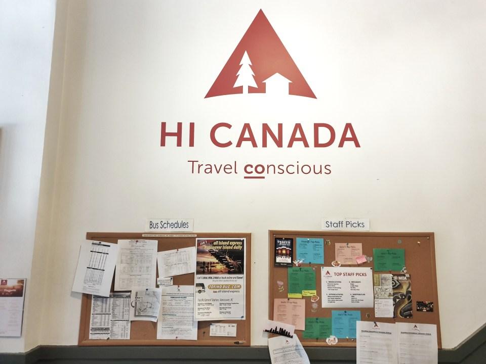 HI Central Vancouver, Vancouver, British Colombia, Canada