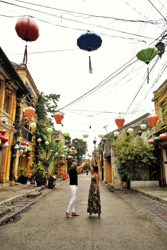Lantern Street, Hoi An, Vietnam