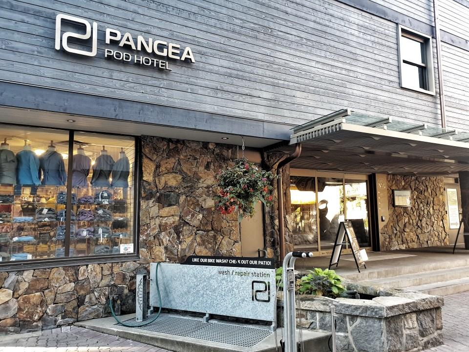 Pangea Pod, Whistler, Canada