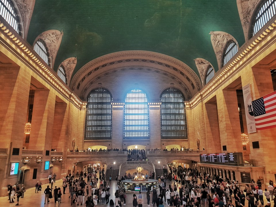 Grand Central Station, New York, United States