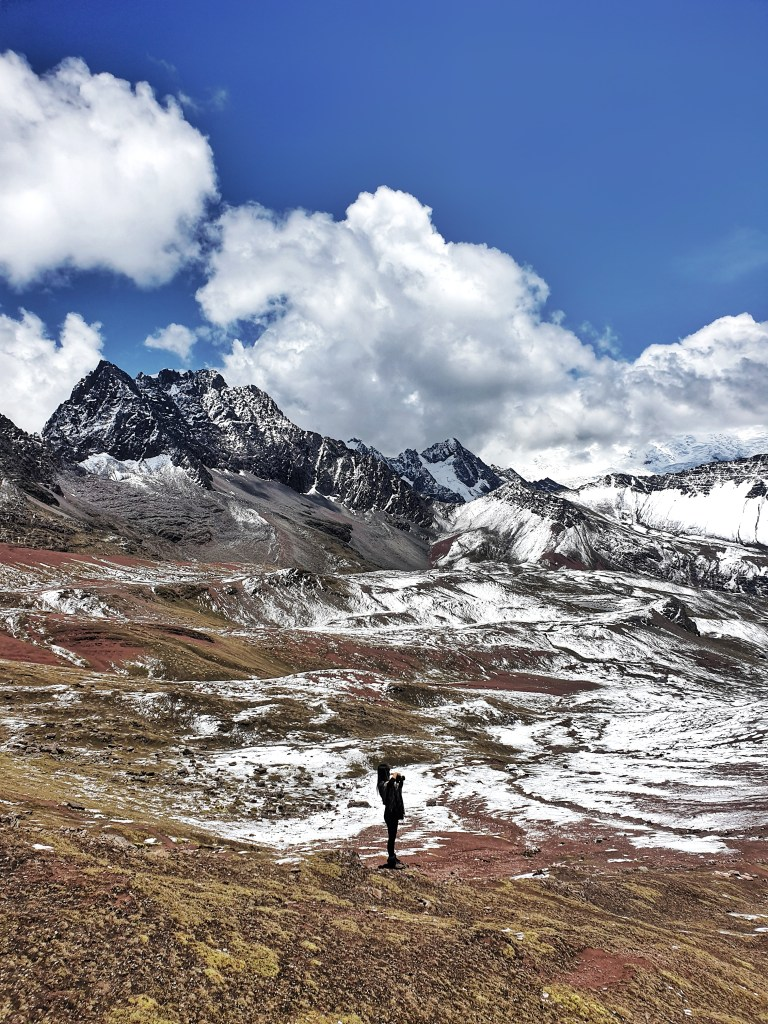 First Step Expeditions, Rainbow Mountain, Cusco, Peru
