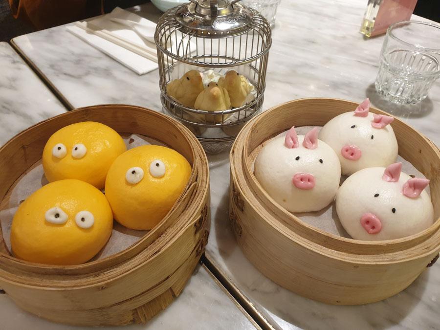 Yum Cha, Hong Kong, China