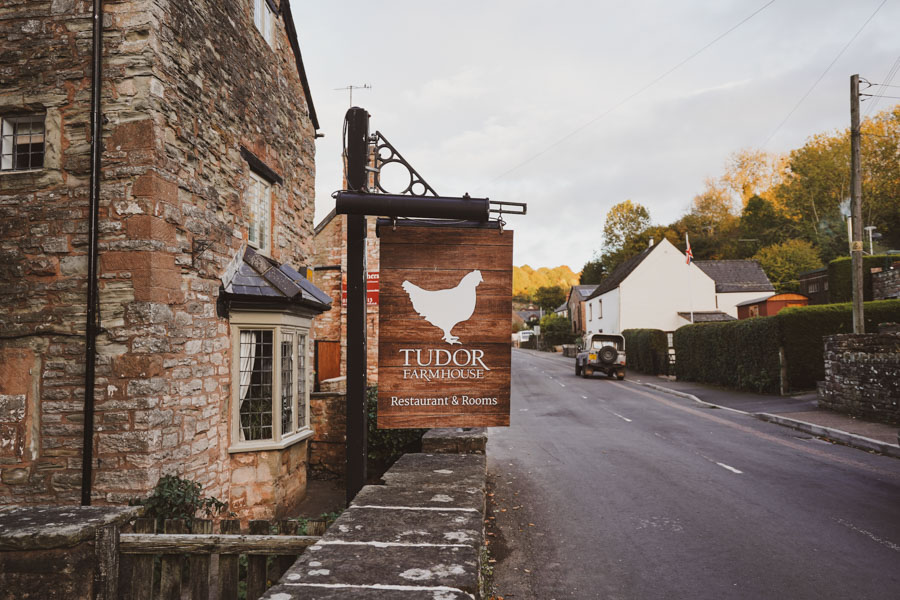 The Tudor Farmhouse, Forest of Dean, England, UK