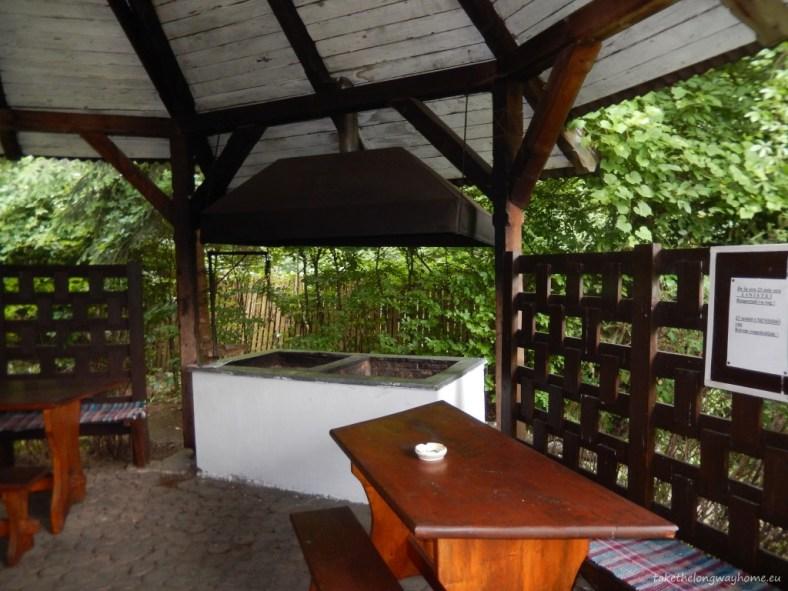Loc pentru grătar - Camping Vasskert