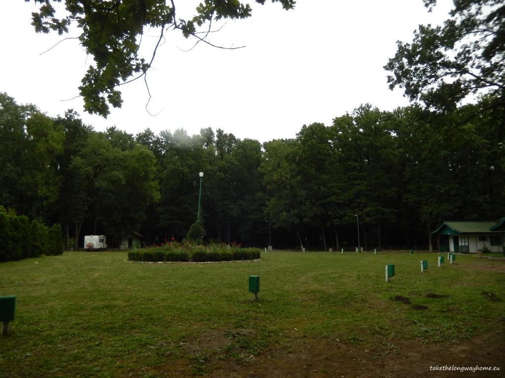 Camping Internațional, Timișoara
